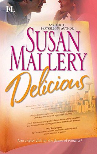 9780373770564: Delicious (The Buchanans, Book 1)