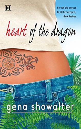 9780373770571: Heart of the Dragon (Atlantis, Book 1)