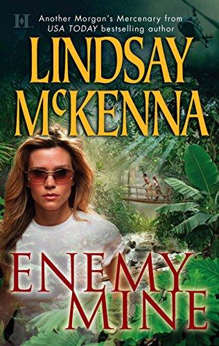 9780373770793: Enemy Mine (Morgan's Mercenaries)
