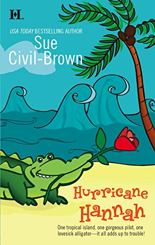 9780373771141: Hurricane Hannah (Hqn Romance)