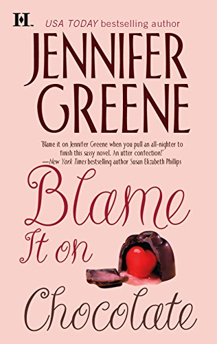 9780373771455: Blame It On Chocolate (Hqn Romance)