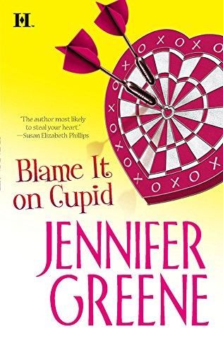 9780373771776: Blame It On Cupid