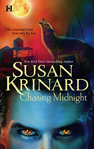 9780373772186: Chasing Midnight (The Roaring Twenties Supernaturals Series, Book 1)