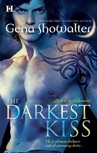 9780373772322: The Darkest Kiss (Lords of the Underworld, Book 2)