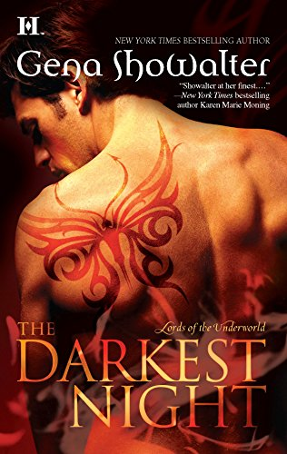 9780373772469: The Darkest Night (Lords of the Underworld, Book 1)