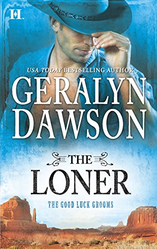 9780373772933: The Loner (Good Luck Grooms)