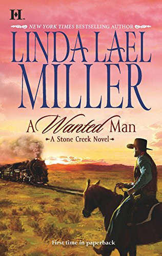 A Wanted Man: A Stone Creek Novel, Library Edition