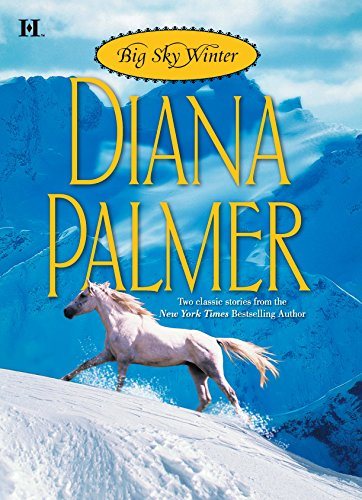 9780373773015: Big Sky Winter: Rawhide And Lace / Unlikely Lover (Import HB)