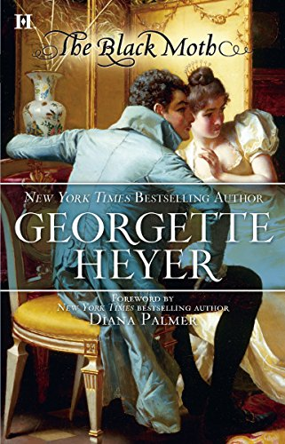 The Black Moth: Heyer, Georgette