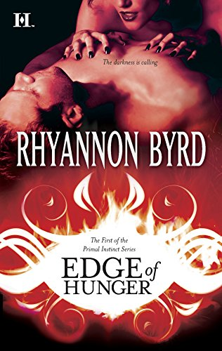 9780373773671: Edge Of Hunger (Primal Instinct)