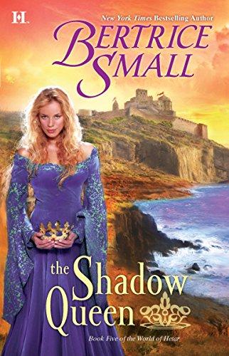 9780373773688: The Shadow Queen (World of Hetar)