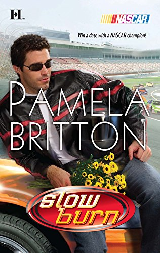 Slow Burn (Nascar) (0373774001) by Pamela Britton