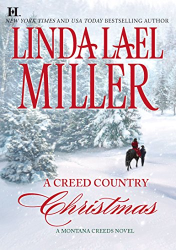 9780373774050: A Creed Country Christmas (The Montana Creeds)