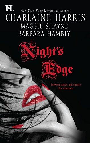 9780373774289: Night's Edge