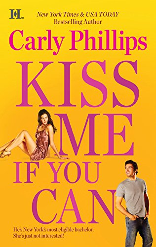 9780373774548: Kiss Me If You Can (Hqn)