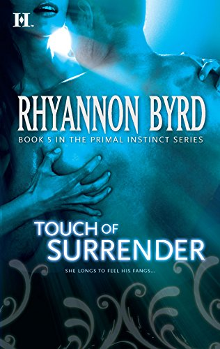9780373774647: Touch of Surrender (Hqn)