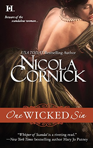 9780373774876: One Wicked Sin (Hqn)