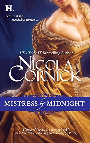 9780373774883: Mistress by Midnight (Scandalous Women of the Ton)