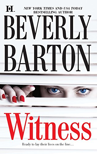 Witness: An Anthology (The Protectors (Intimate Moments)): Beverly Barton