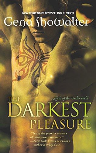 9780373775248: The Darkest Pleasure (Lords of the Underworld)