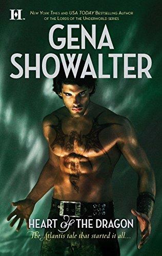 9780373775255: Heart of the Dragon: A Paranormal Romance Novel (Atlantis)