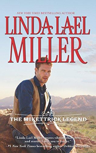 9780373776238: The McKettrick Legend