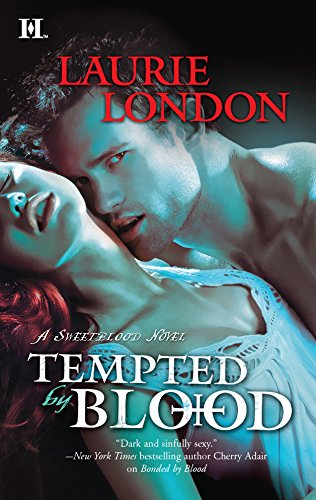 Tempted by Blood (Hqn): London, Laurie