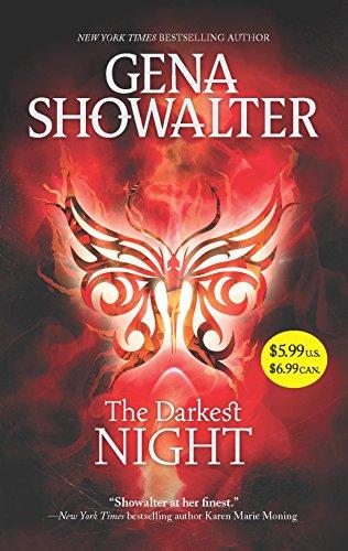 9780373777969: The Darkest Night (Lords of the Underworld)