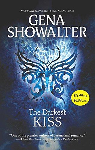 9780373777976: The Darkest Kiss (Lords of the Underworld)