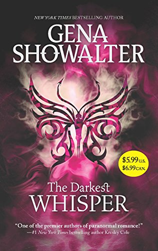 9780373777990: The Darkest Whisper (Lords of the Underworld)