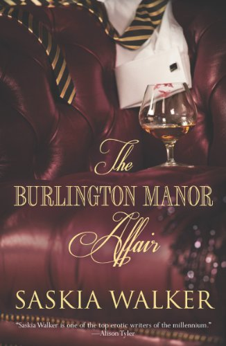 9780373778621: The Burlington Manor Affair