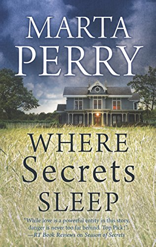 Where Secrets Sleep: Perry, Marta