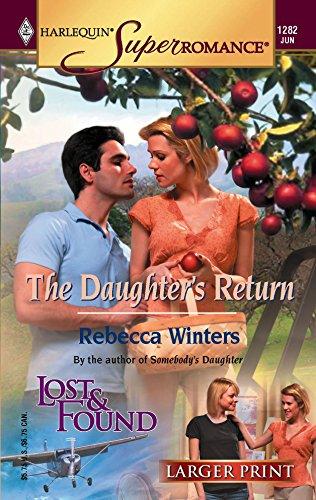 The Daugher Returns: Lost & Found (Harlequin: Winters, Rebecca