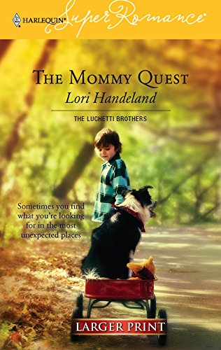 9780373780792: The Mommy Quest