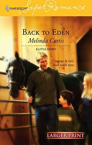 Back To Eden: Melinda Curtis