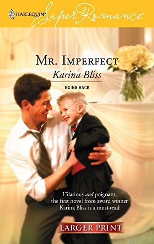 9780373781188: Mr. Imperfect (Larger Print Superromance)