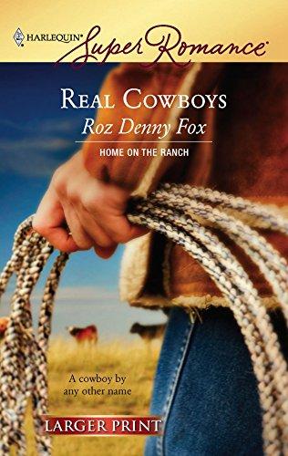 9780373781577: Real Cowboys