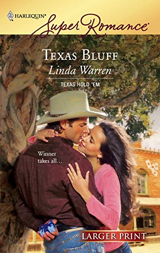 Texas Bluff (Texas Hold'em) (0373782152) by Linda Warren