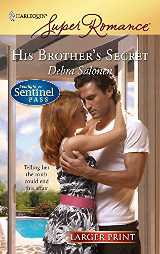 9780373782611: His Brother's Secret