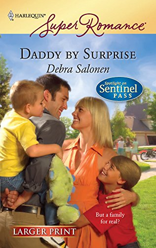 9780373782857: Daddy By Surprise