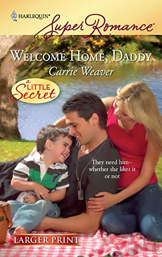 9780373783236: Welcome Home, Daddy
