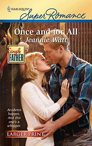9780373783922: Once and for All (Harlequin Super Romance (Larger Print))