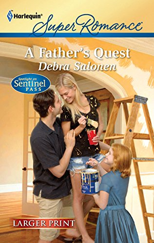 9780373784493: A Father's Quest
