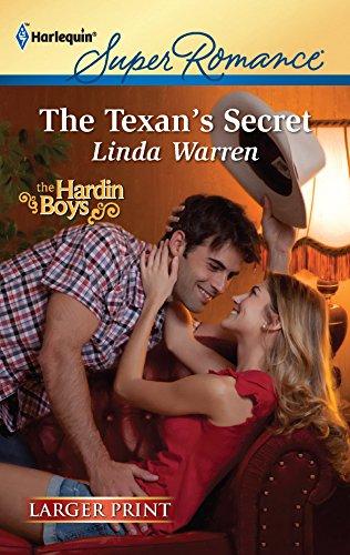 The Texan's Secret (0373784686) by Linda Warren