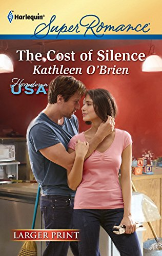 9780373784912: The Cost of Silence