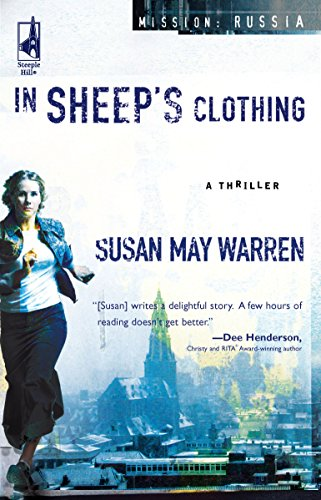 In Sheep's Clothing 9780373785445 - Susan is a Christy Award winner for her Tyndale title Tying The Knot and is a bestselling author in the CBA romance market.- This is the first book in a series that will depict life as a missionary in Russia.- In Sheep's Clothing is best described as a woman-in-jeopardy story, but it is also laced with thriller elements.- A former missionary with her family in Khabarovsk, Russia, Susan draws on her experiences there to create suspenseful, true-to-life novels.