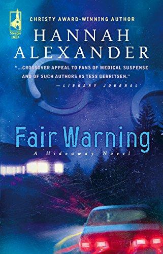 9780373785599: Fair Warning (Hideaway, Book 5) (Steeple Hill Women's Fiction #35)