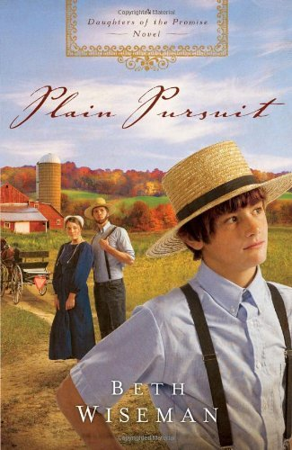 9780373786671: Plain Pursuit (Daughters of the Promise, Book 2)