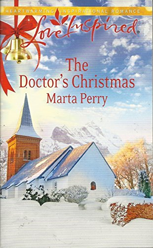 9780373787340: The Doctor's Christmas (A Love Inspired Romance)
