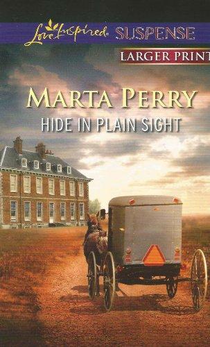 Hide in Plain Sight: Marta Perry